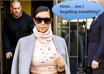 kim-forgets-north-west-meme2