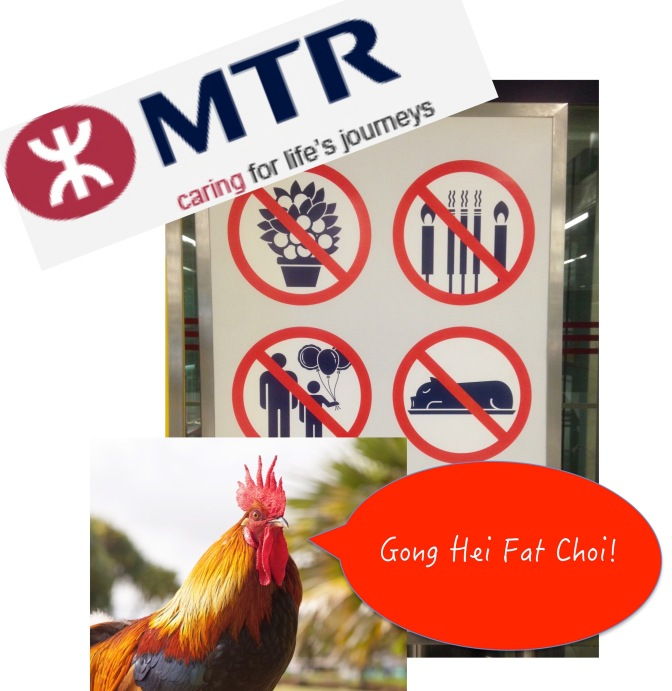 Kung Hei Fat Choi!  Now Follow These Rules!
