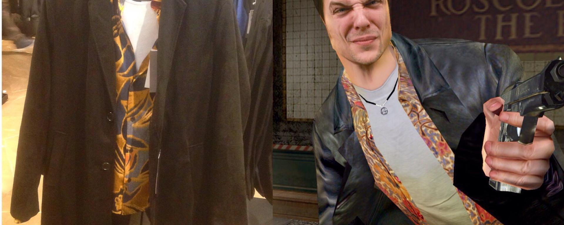 Max Payne Chic At Zara True Anecdotal